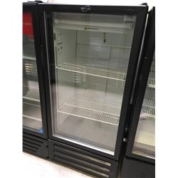 Fogel Single Glass Door Merchandiser