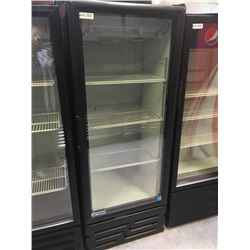 Imbera Single Glass Door Merchandiser