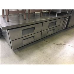 True 4 Drawer Chef Base
