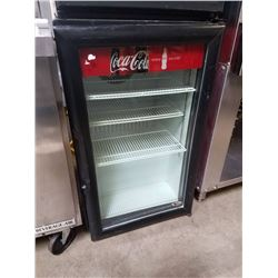 Vendo Countertop Single Glass Door Merchandiser