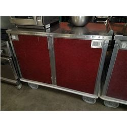 Dry Bakery Transit Cabinet