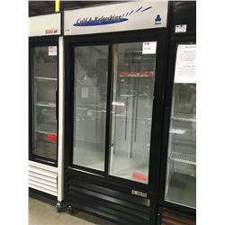 Coldtech 2 Sliding Glass Door Merchandiser