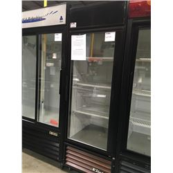 True Single Glass Door Merchandiser