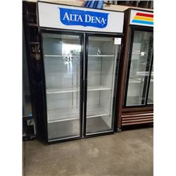 Coldstream 2 Glass Door Merchandiser