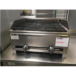 "Royal 22""Countertop Broiler"