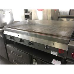 "Wolf 48"" Countertop Griddle"