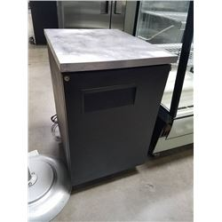 """True 27"""" Back Bar Cooler (Single Door)"""