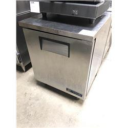 True Single Door Worktable Refrigerator