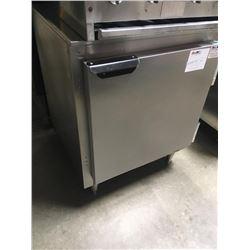 Beverage Air Single Door Undercounter Refrigerator