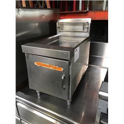 Frymaster 15lb Countertop Gas Fryer
