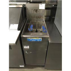 Pitco 35-45lb Gas Deep Fryer