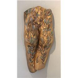 John Allen, Sleeping Out, Ceramic Sculpture