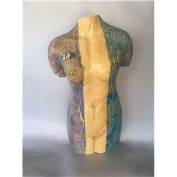 John Allen, Rags to Riches, Ceramic Sculpture