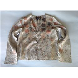 Carol Shaw Sutton, Eco-dyed Silk Jacket