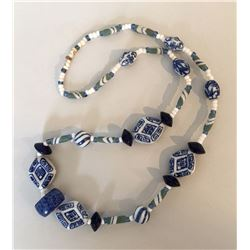 Bonnie Kelm / Bella Kaye Designs, Asian Journey Necklace