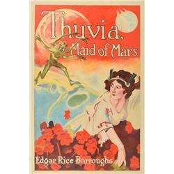 Thuvia, Maid of Mars Original Artwork