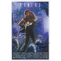 Aliens Signed Photograph