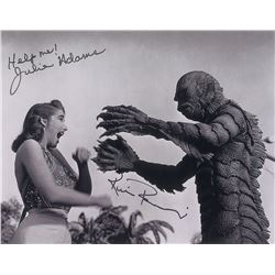Creature From the Black Lagoon Group of (5) Signed Items