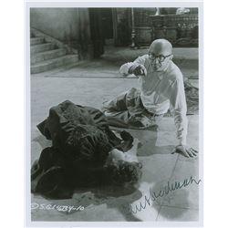 Curt Siodmak Signed Photograph