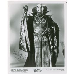 Max von Sydow Signed Photograph