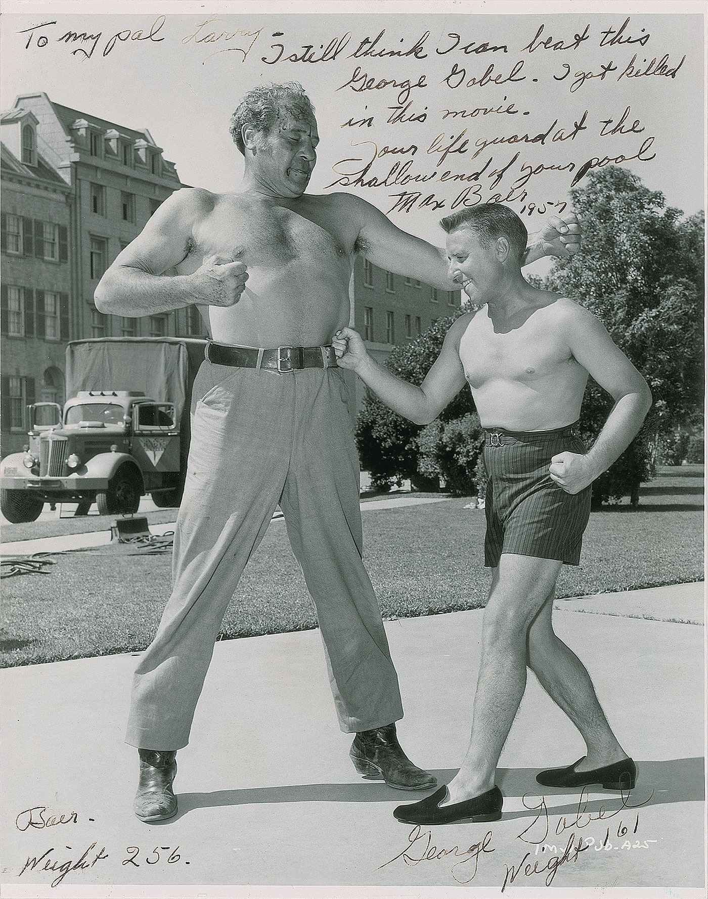 max baer quotes