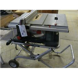 BOSCH 4100 TABLE SAW WITH TS300 STAND