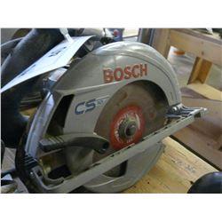 BOSCH CS10 ELECTRIC SKILL SAW