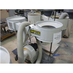 CRAFTEX CX406 TWIN BAG DUST COLLECTOR