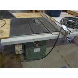 """GENERAL 10"""" TABLE SAW WITH GENERAL FENCE"""