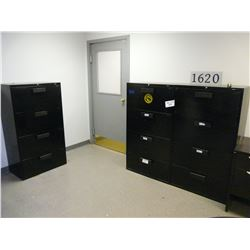 3 PRO SOURCE FILING CABINETS