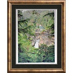 Hand Signed & Numbered 327/950 Landscape Print