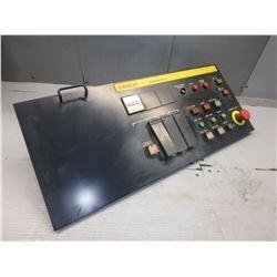 FANUC A05B-2302-C021 OPERATOR'S PANEL