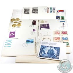 STAMPS; First Day Cover Year 1982 Estate Lot. 41 Pieces. Virtually all different.