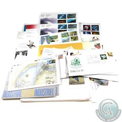 STAMPS; First Day Cover Year 1997 Estate Lot. 63 Pieces. Virtually all different.