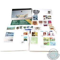 STAMPS; First Day Cover Year 1993 Estate Lot. 47 Pieces. Virtually all different.