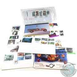 STAMPS; First Day Cover Year 1994 Estate Lot. 60 Pieces. Virtually all different.