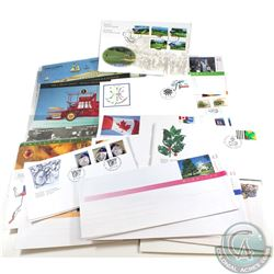 STAMPS; First Day Cover Year 1995 Estate Lot. 70 Pieces. Virtually all different.