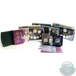 2002 Canada RCM Estate Lot. You will receive the following: 2002 Jubilee Proof Like Set, 2002 Proof