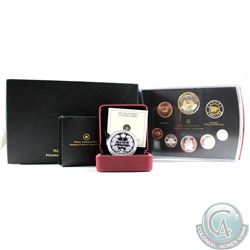 2011 Canada Proof Set, and 2011 Special Edition Proof Silver Dollar. Please note the coins in the Pr