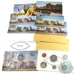 1968 to 1979 Canada Proof Like Set Collection. 12 sets