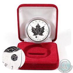 2011 Canada $5 F15 Privy 1oz Fine Silver Maple Leaf (Tax Exempt)