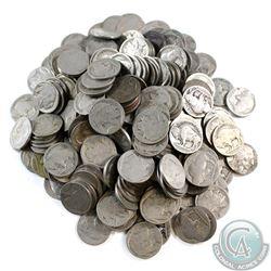 Group Lot of USA Buffalo Nickels. 245pcs