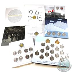 Estate Lot of Canada Commemorative Circulation Coins. You will receive the following: 2010 Vancouver