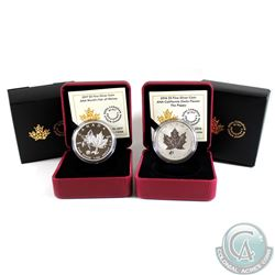 2016 & 2017 Canada $5 ANA Privy Fine Silver Coins (Tax Exempt). You will receive the 2016 California