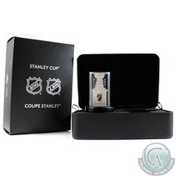 2017 Canada $50 125th Anniversary of the Stanley Cup 3oz. Shaped Fine Silver Coin (Tax Exempt)