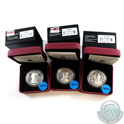 2011 Canada $15 Ultra High Relief Princes Fine Silver Coins (Tax Exempt). You will receive: The Prin