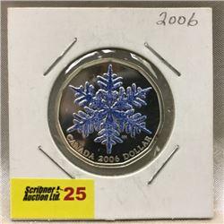 Canada Dollar 2006