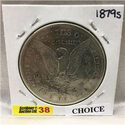 US Morgan Dollar (CHOICE of 2)