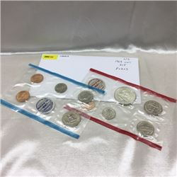 US Uncirculated Proof Sets (CHOICE of 2)