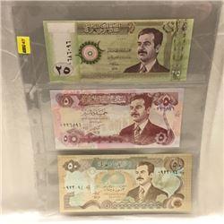 Iraq Bills (3)